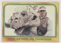 Luke Astride His Tauntaun [GoodtoVG‑EX]