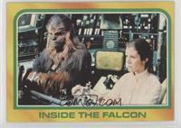Inside the Falcon