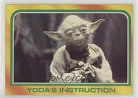 Yoda's Instruction [Good to VG‑EX]