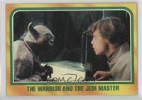 The Warrior and the Jedi Master [NoneGoodtoVG‑EX]