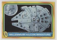 Millennium Falcon Miniature