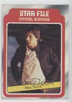 Han Solo [NoneGoodtoVG‑EX]