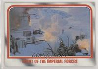 Might of the Imperial forces