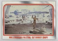 Millennium Falcon: Getaway ship! [PoortoFair]