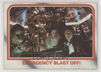 Emergency blast off! [NoneGoodtoVG‑EX]
