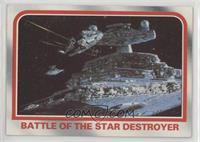 Battle of the Star Destroyer