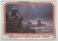 The creature called Yoda [NoneGoodtoVG‑EX]
