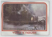 Yoda's house [NoneGoodtoVG‑EX]