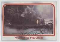 Yoda's house