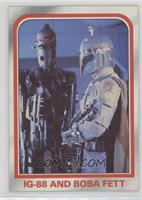 IG-88 and Boba Fett