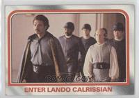 Enter Lando Calrissian [NoneGoodtoVG‑EX]