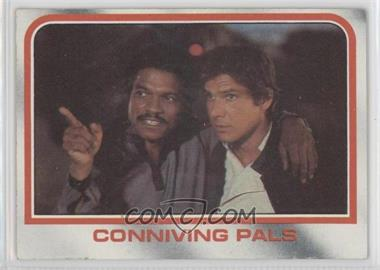 1980 Topps Star Wars: The Empire Strikes Back - [Base] #78 - Conniving pals [NoneGoodtoVG‑EX]