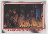 The carbon-freezing chamber