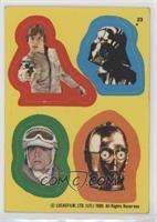 Luke Skywalker, Darth Vader, Luke Skywalker, C-3PO