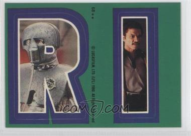 1980 Topps Star Wars: The Empire Strikes Back - Stickers #68 - R I