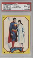 Superman and Lois Lane [PSA 10]