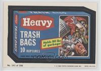 Heavy Trash Bags
