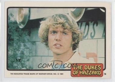 1981 Donruss Dukes of Hazzard Stickers - [Base] #17 - [Missing]