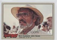 Bo's husband, John Derek.