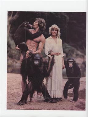 1981 Fleer Here's Bo! - Posters #1 - Bo Derek