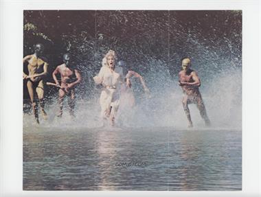 1981 Fleer Here's Bo! - Posters #11 - Bo Derek