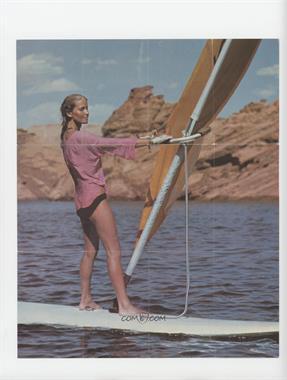 1981 Fleer Here's Bo! - Posters #12 - Bo Derek
