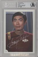 George Takei as Sulu [BAS Certified Encased by BGS]
