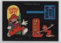 Hands Off!/Donkey Kong Konker/Help!