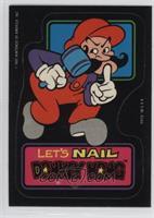 Let's Nail Donkey Kong