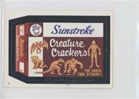 Sunstroke Creature Crackers
