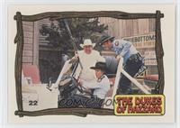Boss Hogg, Sheriff Rosco P. Coltrane, Deputy Cletus Hogg