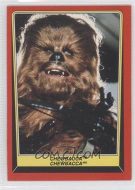 1983 O-Pee-Chee Star Wars: Return of the Jedi - [Base] #7 - Chewbacca
