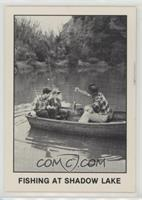 Fishing at Shadow Lake