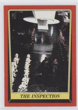 1983 Topps Star Wars: Return of the Jedi - [Base] #10 - The Inspection