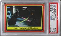 Lightsaber Battle! [PSA 9]
