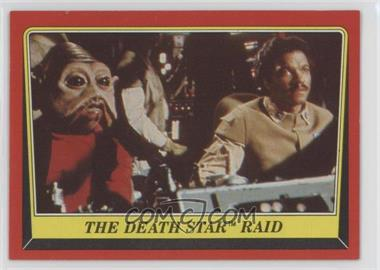 1983 Topps Star Wars: Return of the Jedi - [Base] #123 - The Death Star Raid
