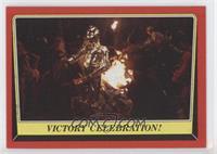 Victory Celebration!