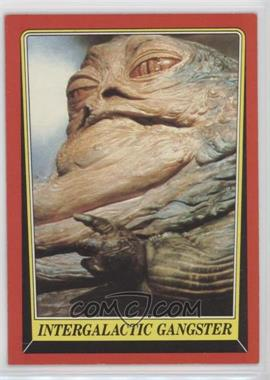 1983 Topps Star Wars: Return of the Jedi - [Base] #15 - Intergalactic Gangster