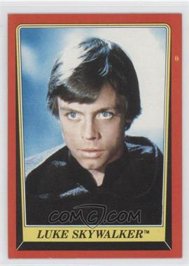 1983 Topps Star Wars: Return of the Jedi - [Base] #2 - Luke Skywalker