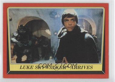 1983 Topps Star Wars: Return of the Jedi - [Base] #33 - Luke Skywalker Arrives