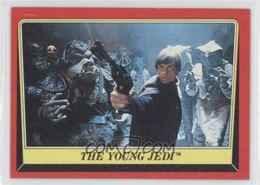1983 Topps Star Wars: Return of the Jedi - [Base] #34 - The Young Jedi