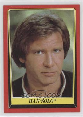 1983 Topps Star Wars: Return of the Jedi - [Base] #4 - Han Solo