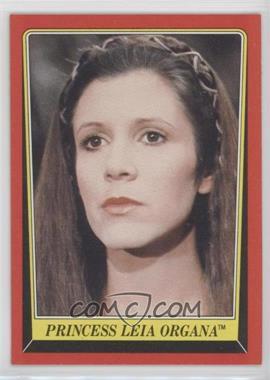 1983 Topps Star Wars: Return of the Jedi - [Base] #5 - Princess Leia Organa