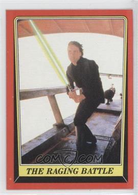 1983 Topps Star Wars: Return of the Jedi - [Base] #51 - The Raging Battle