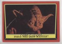 Yoda, The Jedi Master [PoortoFair]