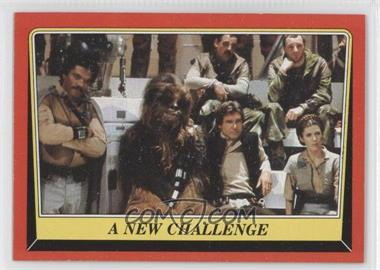 1983 Topps Star Wars: Return of the Jedi - [Base] #61 - A New Challenge