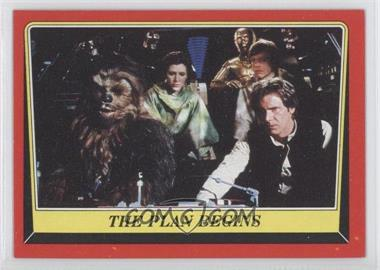 1983 Topps Star Wars: Return of the Jedi - [Base] #67 - The Plan Begins