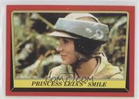 Princess Leia's Smile