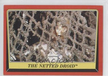 1983 Topps Star Wars: Return of the Jedi - [Base] #79 - The Netted Droid