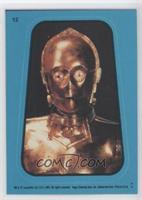 C-3PO (Blue)